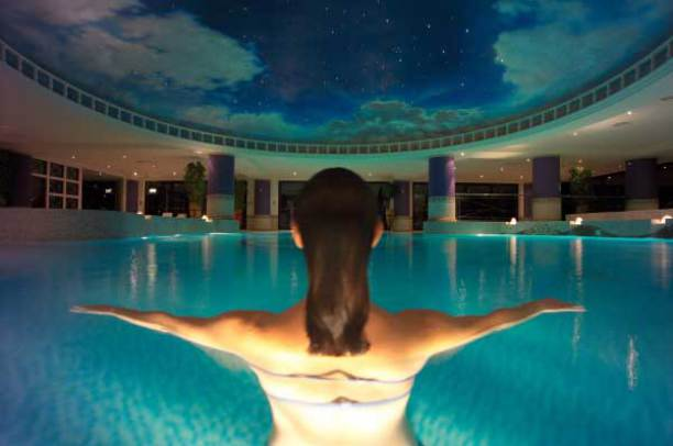 Spa at Celtic Manor Source:UK Pictures