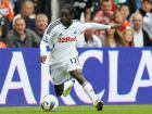 Nathan Dyer in action Source:Action Images / Steven Paston