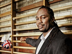 Lennox Lewis - World Heavyweight Champion