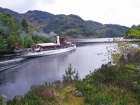 Steamer Sir Walter Scott on Loch Katrine Source:© yaruman5 (Flickr)
