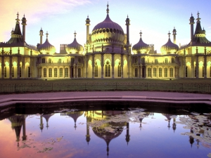 Royal Pavilion at night, Brighton Source:© Britainonview / - Britain on View