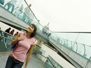 Millennium Bridge, Bankside Source:VisitBritain Images, 22441687