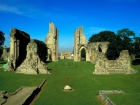 Glastonbury Abbey, Somerset, England Source:© Britainonview / - Britain on View
