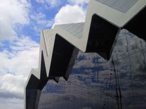 Glasgow Riverside Museum Copyright:Karen V Bryan