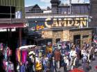 Camden Lock Market, Camden, London © Britainonview / - Britain on View