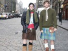 Kilts in Edinburgh