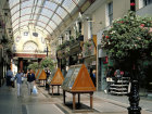 Shopping arcade, Bournemouth, Dorset, England Source:© Britainonview / - Britain on View
