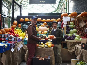 Stall at the Borough Market Source:© VisitBritain / Joanna Henderson