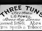 Three Tuns Source:Helen W Power