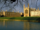 Kings College from the River Cam in evening sunlight, Cambridge, England Source:© Britainonview / - Britain on View