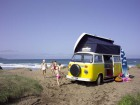 VW camper © O'Connors Campers