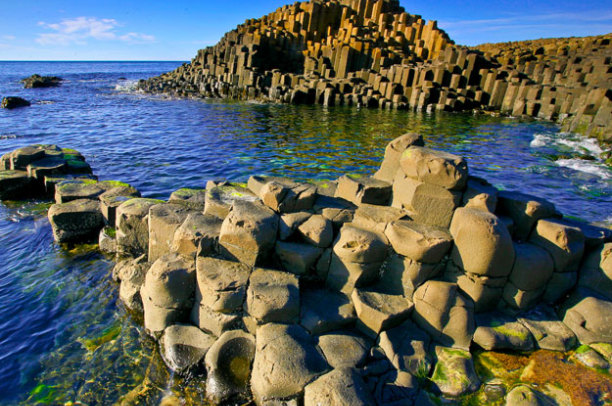 Giants Causeway, County Antrim, Northern Ireland Source:Andras Jancsik