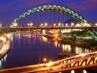 Newcastle at night Source:© freefotouk (Flickr)