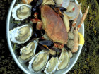 Oysters, prawns, mussels and crab Source:© Britainonview / - Britain on View