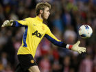 Manchester United's David De Gea in action Source:Credit: Action Images / Carl Recine