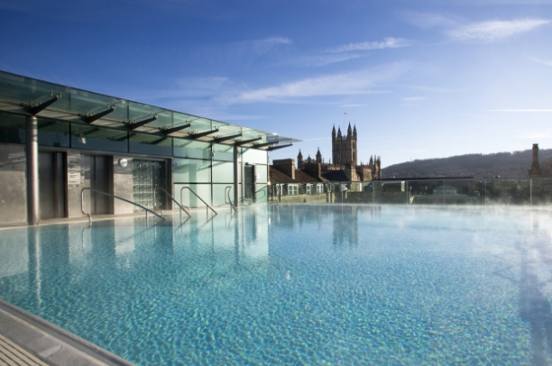 Thermae Bath Spa is Britain