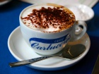 Cappuccino at Carluccio's Source:© CharmeleonGreen, Flickr