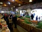 Canterbury farmers' market Source:© chrisjohnbeckett (Flickr)