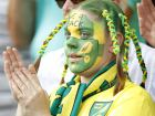 Norwich City fan Source:Action Images / Paul Harding