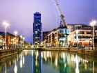 Gunwharf Quays at night, Portsmouth Source:© robotography (Flickr)
