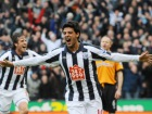 Carlos Vela celebrates after scoring Source:Action Images / Henry Browne